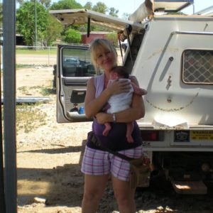 Annie & Jack On The Job 181213 Burketown